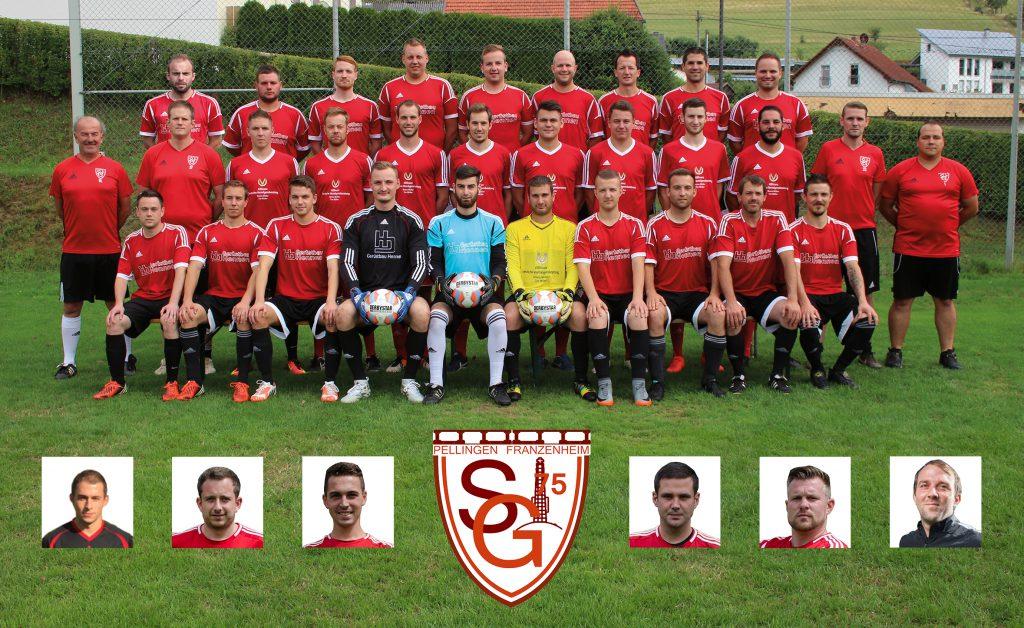 SG Pellingen / Franzenheim Saison 2017/2018